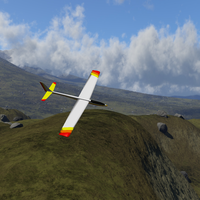 PicaSim - Flight simulator for radio controlled planes