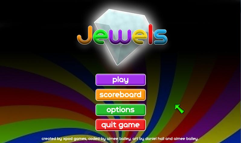 Jewels for PC - Free Game Download