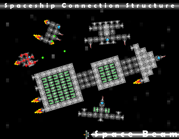 Destructing spaceships