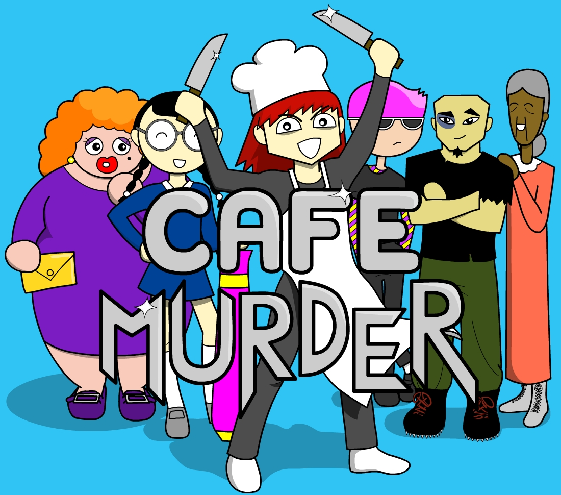 Cafe Murder Development- One Year Mark