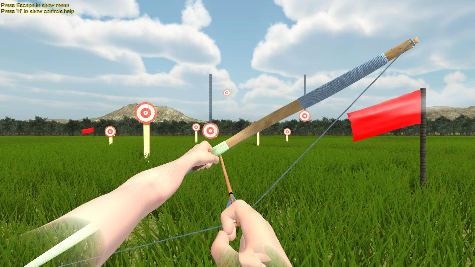 Probably Archery: A Brief 7DFPS Post-Mortem