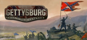 Gettysburg: Armored Warfare - Steam page just went LIVE!
