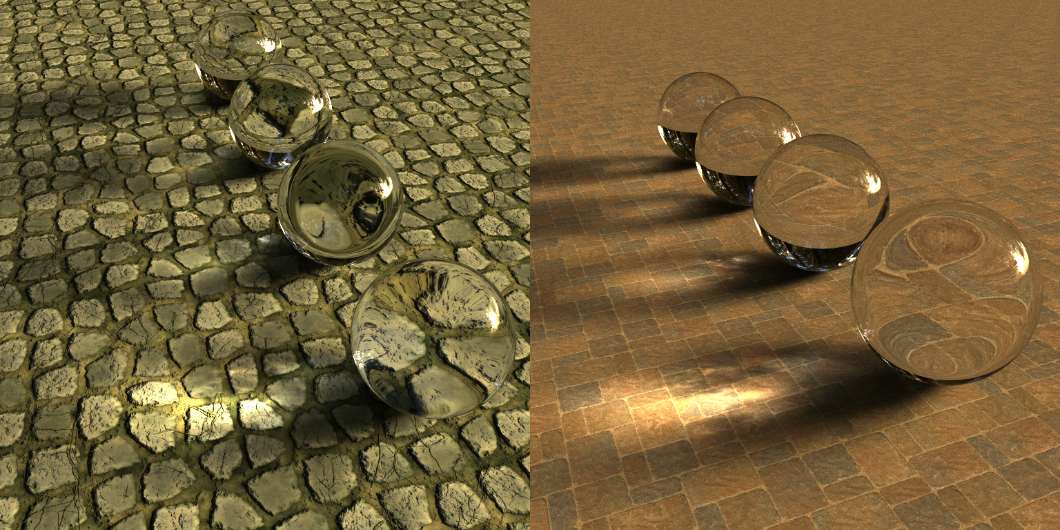 More GPU Path Tracing, honored guest HDR