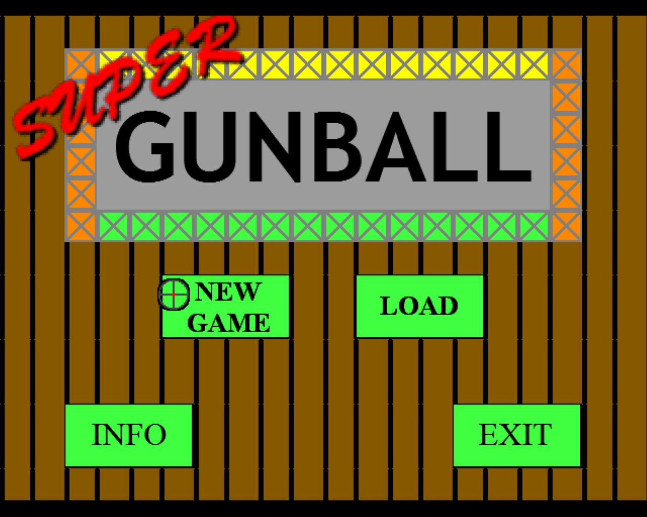 Going Social:  Announcing Super Gunball
