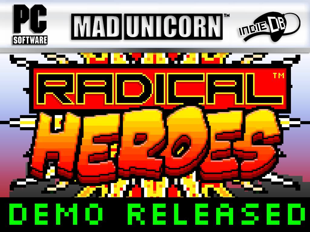 RADICAL HEROES: BEYOND CRIMSON CITY!