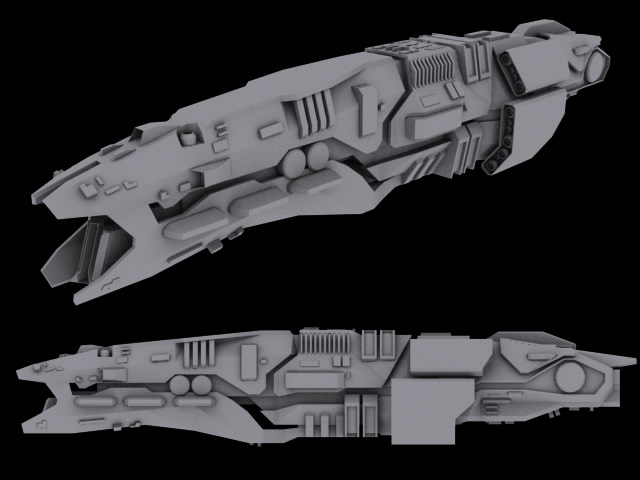 SolCommand lends a hand with an awesome Ship Concept