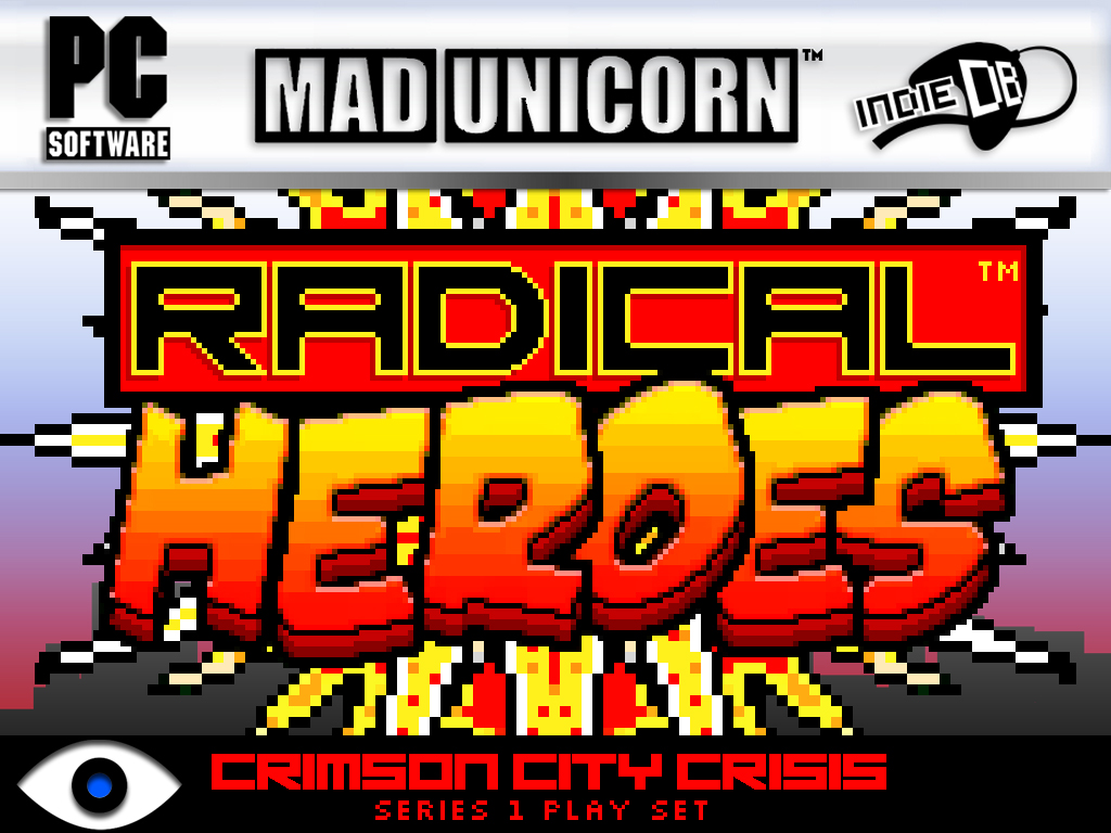 RADICAL HEROES: New Game-play Video + Oculus Rift