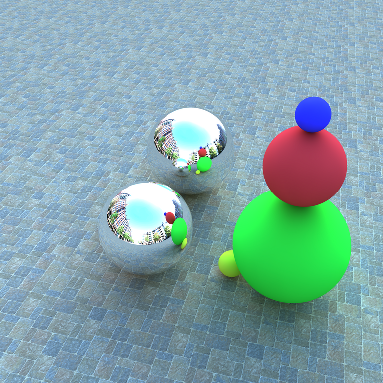 GPU-powered path tracing, take two