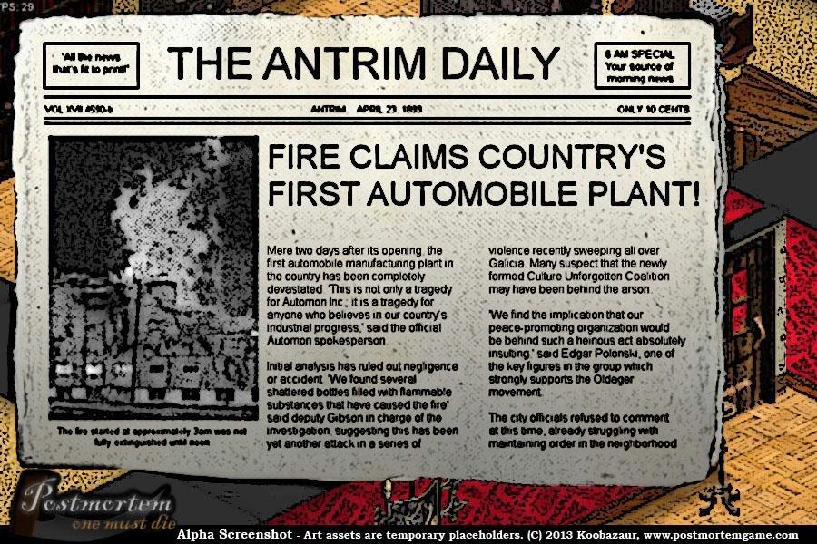 Attached Image: postmortem-alpha-screenshot-newspaper.jpg