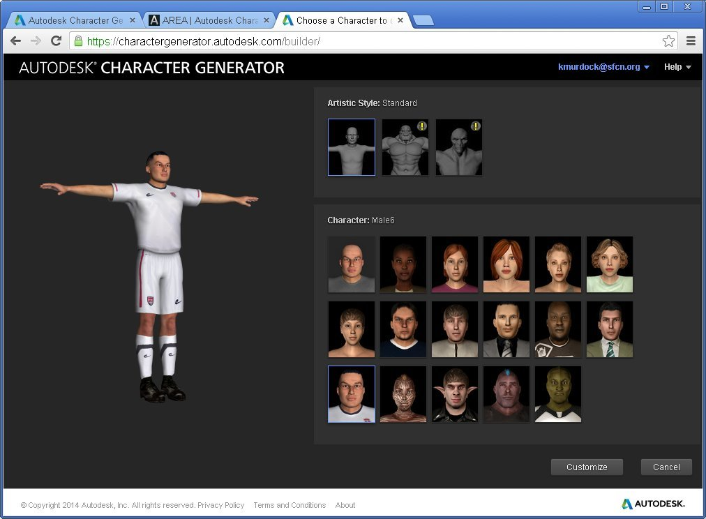 Attached Image: Figure 1 - Character Select.jpg