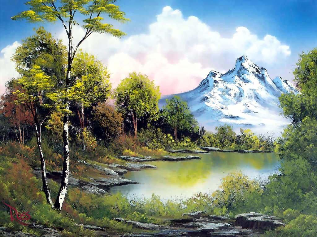 Attached Image: bob-ross-landscape.jpg